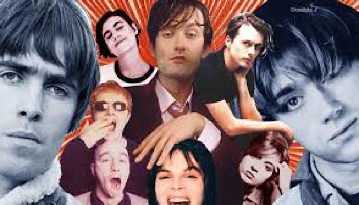 brit pop bands blur oasis pulp 1990s music