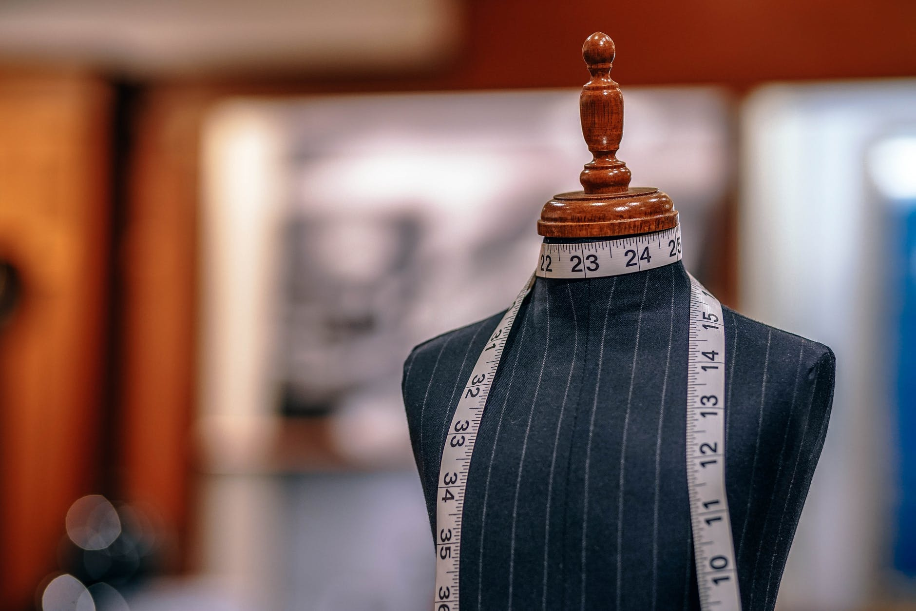 tailors dummy tape measure