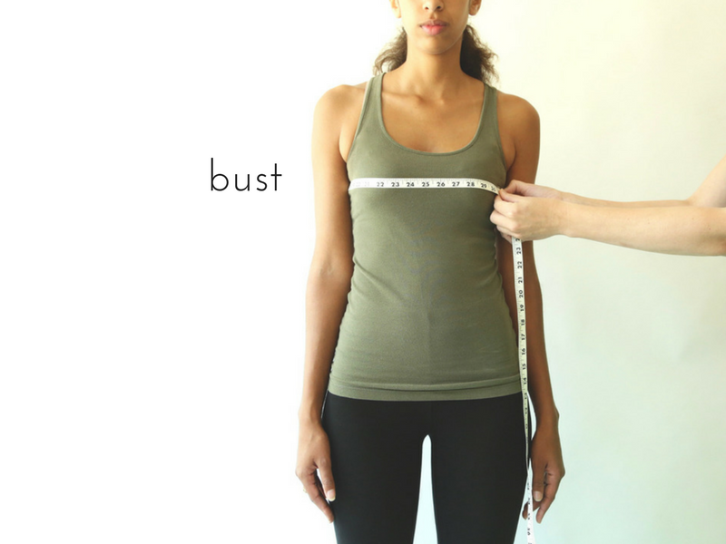how-to-measure-bust